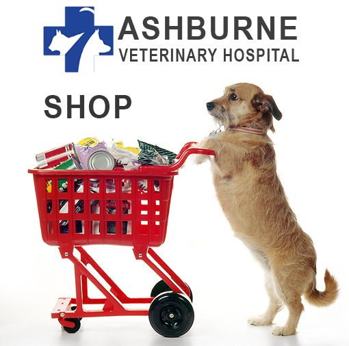 Ashburne Vets Shop